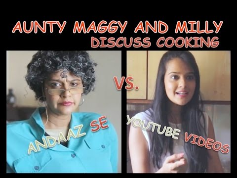Cook, baste & blanch in 'Maggy Cooks Up A Storm' (episode 95)