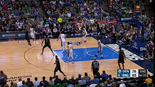 Dennis Smith Jr. buries 3-pointer to give Mavericks