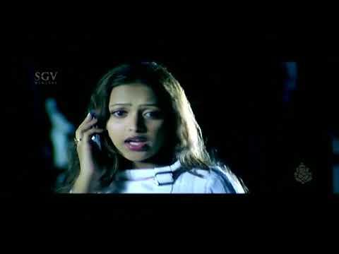 Kannada Comedy Scenes - Ganesh And Rekha Phone Call Comedy Scenes | Chellata Kannada Movie