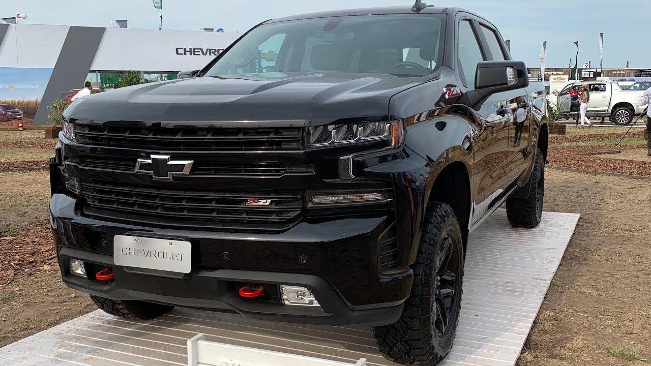 Nueva Version De La S10 El Onix Y La Historica Apache De Chevrolet En Expoagro 2020 Youtube