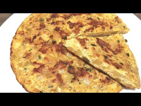 omelette-aux-pommes-de-terre-اوملات-بالبطاطا-سريعة-و-روعة