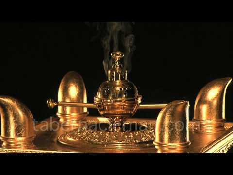 Altar of Incense of the Tabernacle Exodus 30:1-10 Scripture Reading