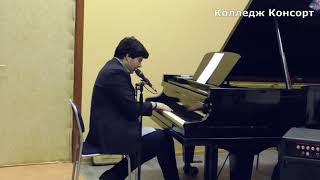 """Хачатрян Ваге """"Есть только миг"""" Колледж Консорт. Обучение фортепиано, вокал."""