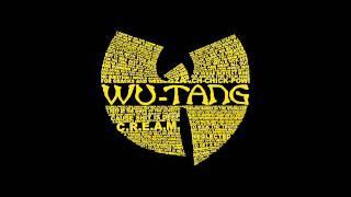 Wu Tang Clan- C.R.E.A.M (Instrumental) HD