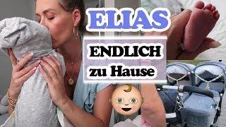 ENDLICH KOMPLETT! Elias ist zu Hause! Mein neues Leben als Zwillings Mama