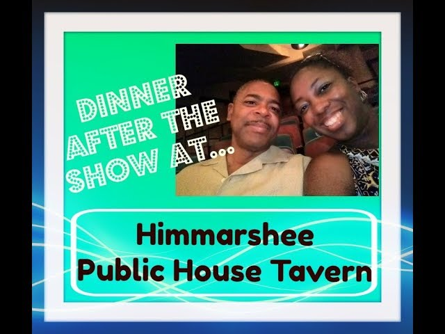 Dinner at Himmarshee Public House | Food Diva on the Go!