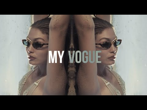 Gigi Hadid for Vogue Eyewear | Special Collection 2018