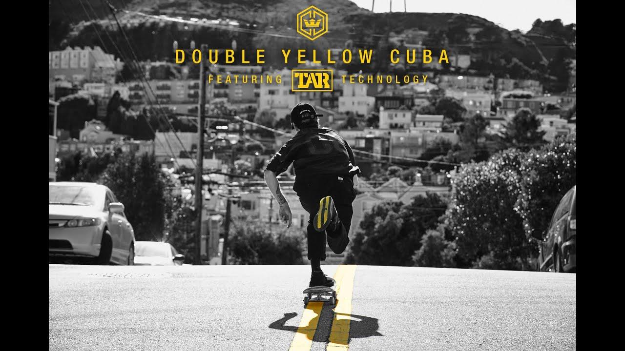outlet store 4e4bf fd29a SUPRA Crown Coalition Double Yellow Cuba