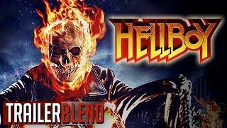 Ghost Rider Trailer (Hellboy Style)