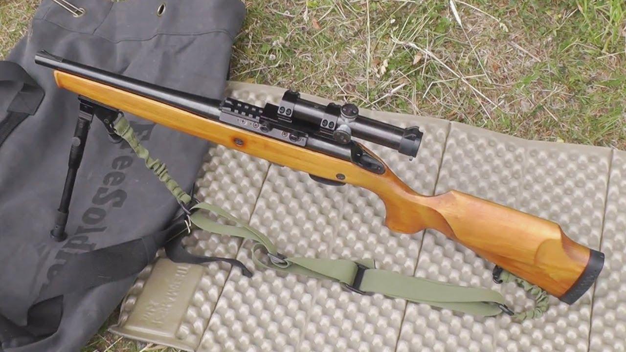 ✉ Отличные металлические сошки 7''-10'' для винтовки. Распаковка .
