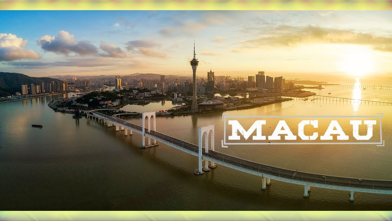 Macau Overview - Beautiful places in MACAU - China
