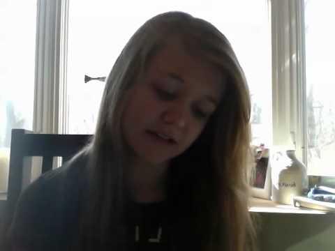 Emily Says Goodbye To Dark Blonde Hair Garnier Nutrisse Multi Lights Highlighting Kit