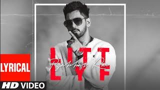 Babbal Rai: Litt Lyf (Full Lyrical Song) Byg Byrd | Sidhu Moose Wala, Pav Dharia | Latest Song 2019