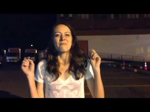 Amy Acker - Ice Bucket Challenge