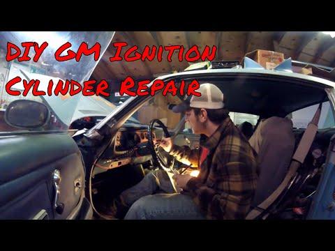 DIY GM Ignition Cylinder Repair – 1970-1981 Firebird or Camaro
