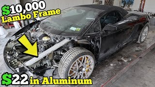 rebuilding-10-000-of-lamborghini-frame-damage-using-22-in-aluminum-bar-harbor-freight-tools