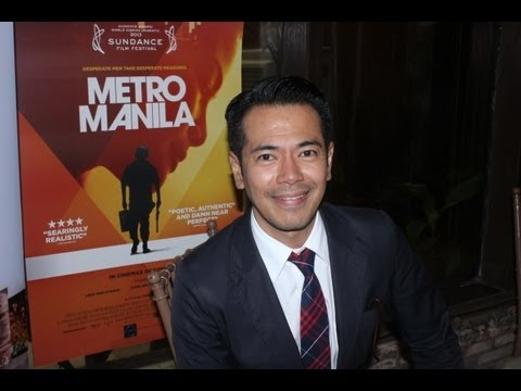 Metro Manila Film Star Jake Macapagal One on One