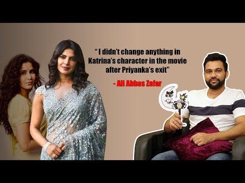 Ali Abbas Zafar on casting Katrina Kaif in Bharat after Priyanka Chopra's exit
