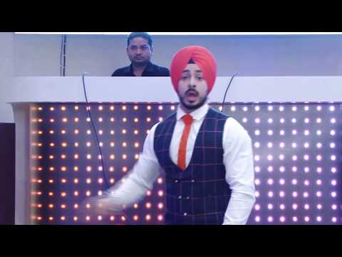 Dance Performance|Bhangra|Freestyle|Pagg Wala Munda|Khwaab|Dope|2016