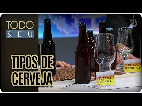 Tipos De Cerveja - Todo Seu (03/10/17)