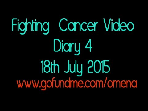 Fighting Cancer - Video diary 4 - In Mexico