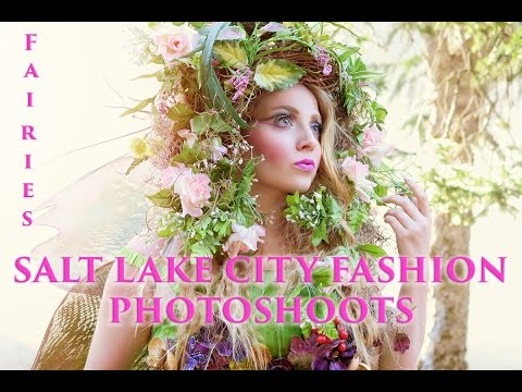 Salt Lake City Fashion Photoshoots ~FAIRIES~