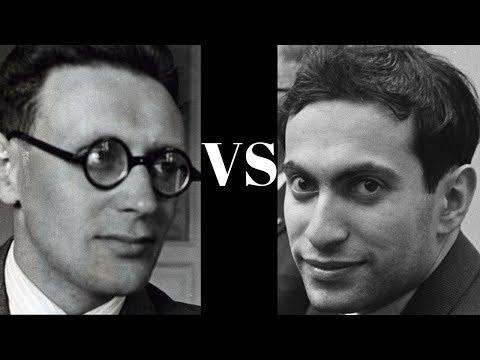 Amazing Chess Game: Mikhail Tal : Mikhail Botvinnik vs Mikhail Tal - Kings Indian Defence