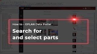 EPLAN Data Portal: Search