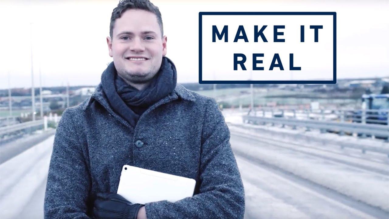 Lasse læser Veje og trafik på Aalborg Universitet