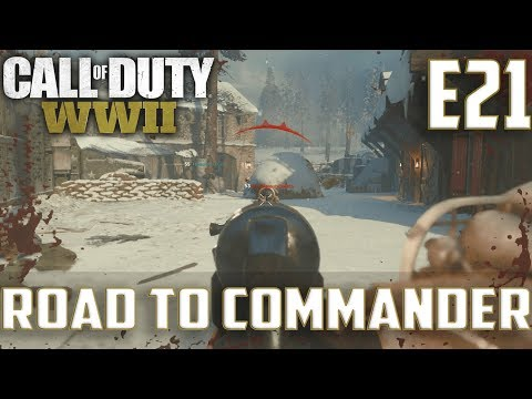 Call Of Duty World War 2(RTC)PS4 Ep.21-War On Operation Griffin(Combat Shotty Gameplay