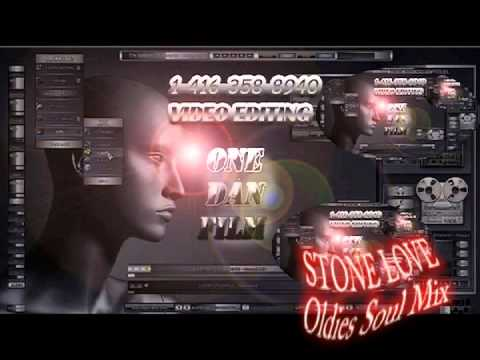 Stone Love - Oldies Soul Mix