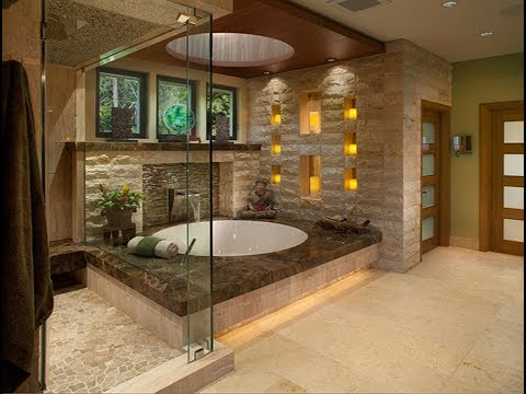 Luxurious Romantic Bathroom Designs Ideas