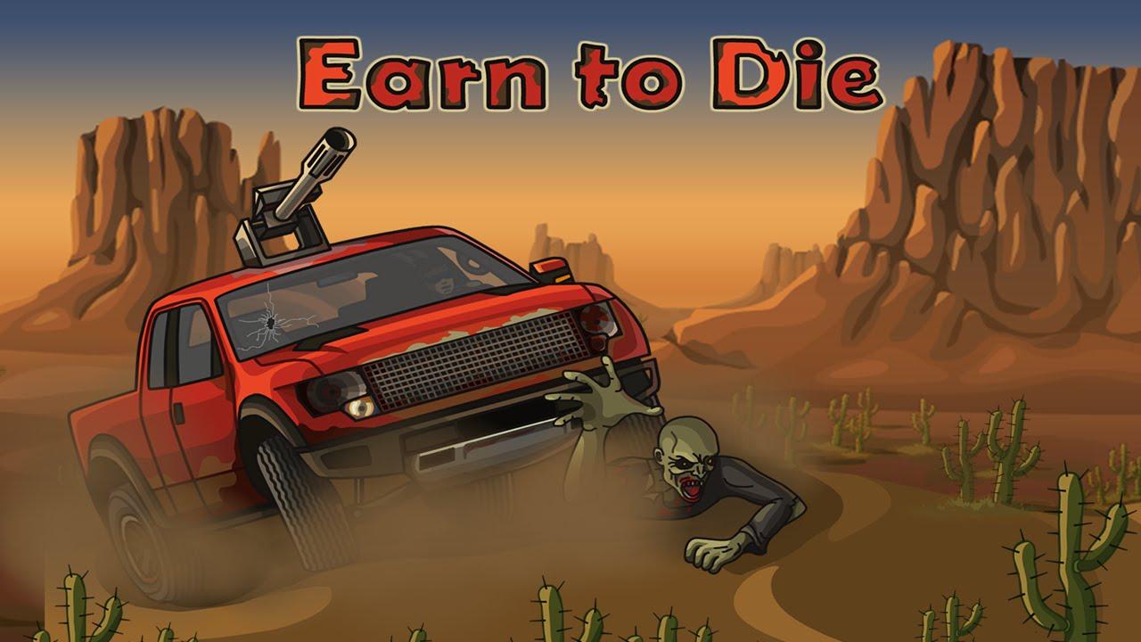 Earn To Die Car Game Online