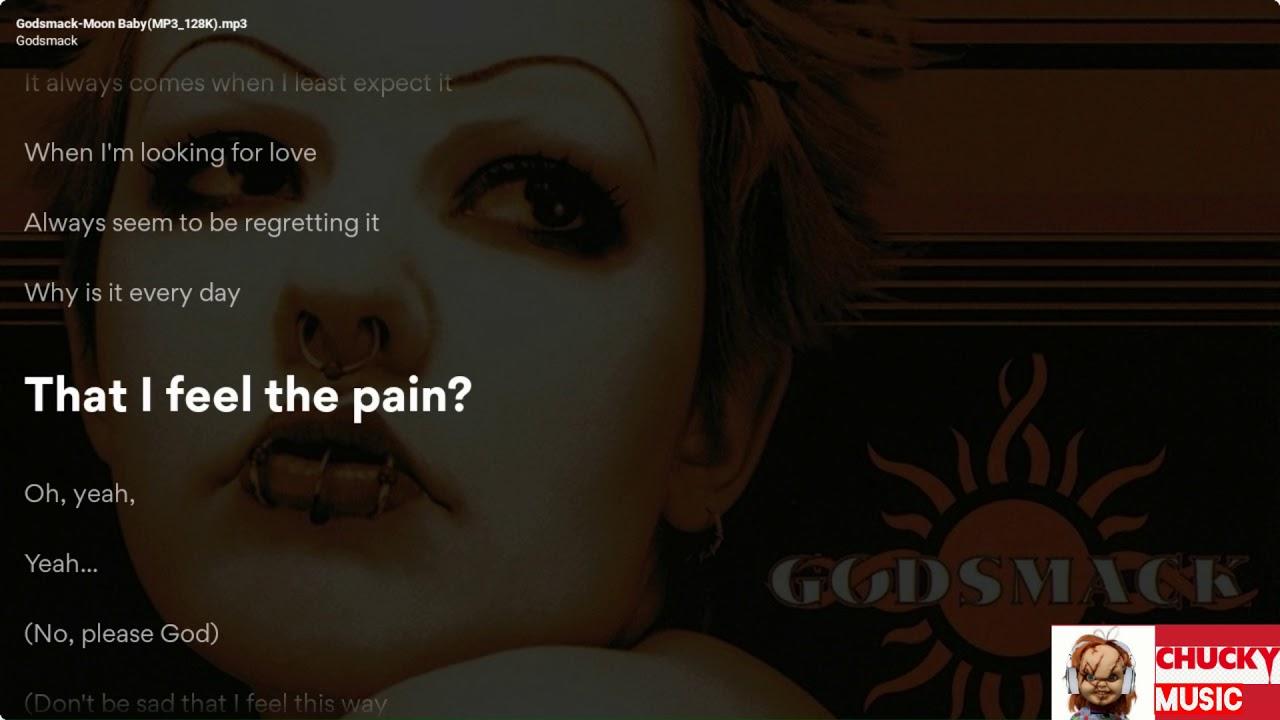 Godsmack - Moon Baby lyrics - YouTube