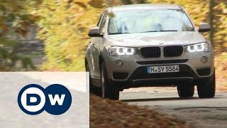 BMW X3 и его самые главные преимущества