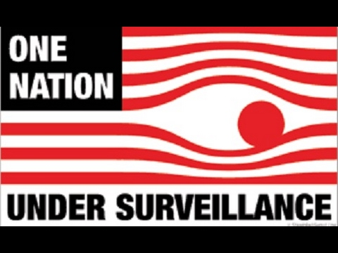 Our Government is Spying - ON YOU