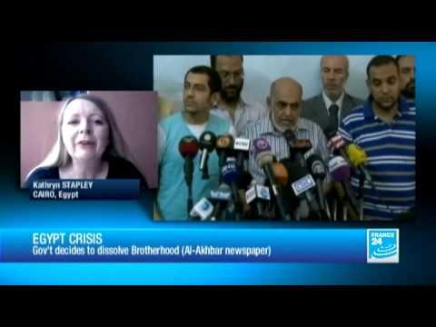 Egypt: Government to dissolve Brotherhood as a N.G.O.
