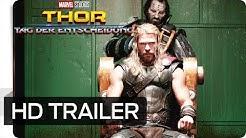THOR: TAG DER ENTSCHEIDUNG - Offizieller Trailer 2017 (deutsch | german) | Marvel HD