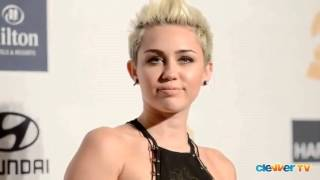 Miley Cyrus super sexy at pre Grammy Party