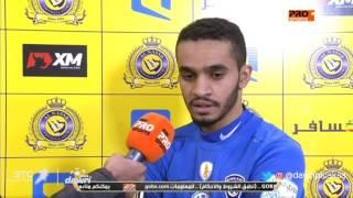 محمد البريك: حاولنا استغلال المساحة التي كانت بين دفاعات النصر