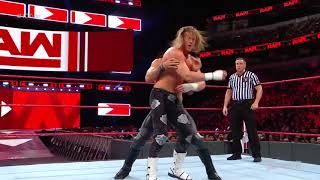 #Seth Rollins vs  Dolph Ziggler   Intercontinental Championship Match: Raw, Sept  17, 2018