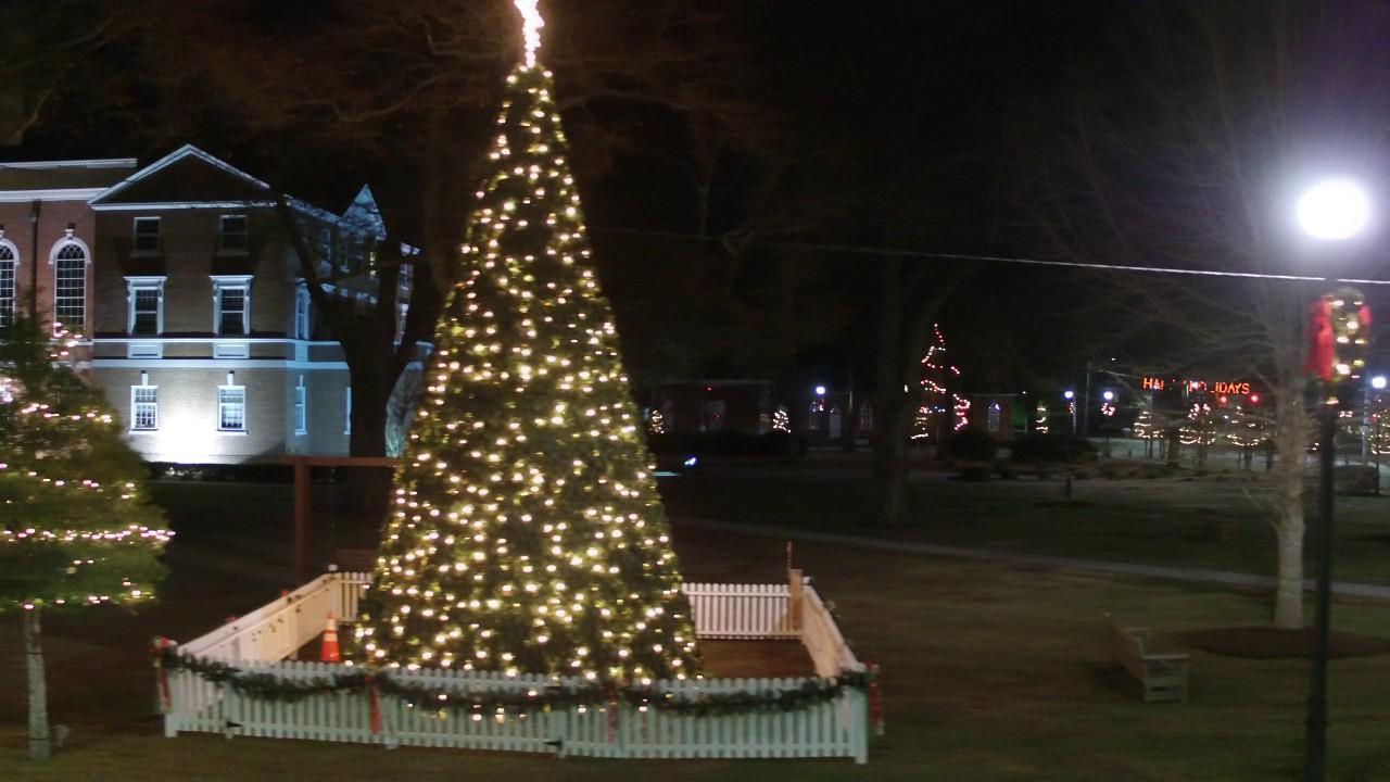 Hometown Christmas - Burgaw, NC - YouTube