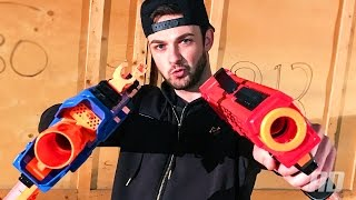 ULTIMATE NERF RIVAL BATTLE!