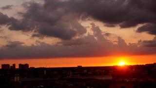 Живой закат Краснодар