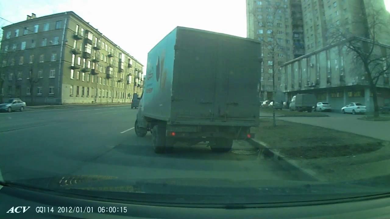 Ударил и Скрылся. ДТП СПб 18 марта 2017