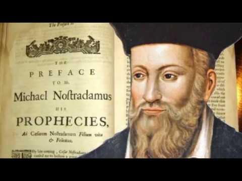 Uluitoarele Profetii Ale Lui Nostradamus, Coincidente Bizare Sau Ocultism -  YouTube