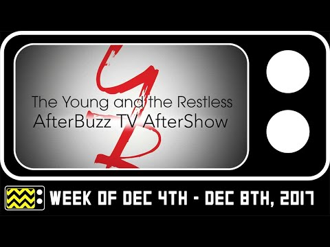 The Young & The Restless for Week of December 4th - December, 2017 Review & Reaction | AfterBuzz TV