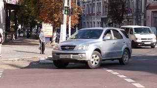 Люк «спотикання» для автомобілістів Житомира