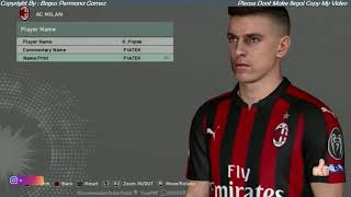 Pes Evolution 2019 PS3 NF Patch Winter Update V.1