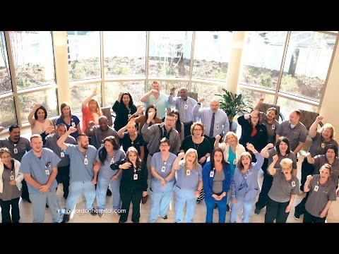 Gordon Hospital and Murray Medical Center Lip Sync Promotional Video (4K)